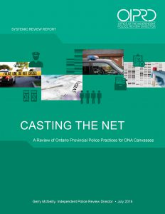 Casting the Net – Systemnic Report 2016