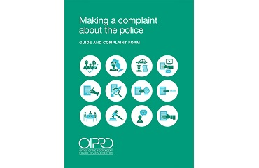 Image for news article: The OIPRD Has Updated Our Complaint Form